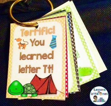 brag tags for letters of the alphabet