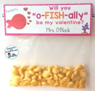 Valentine's day student treat