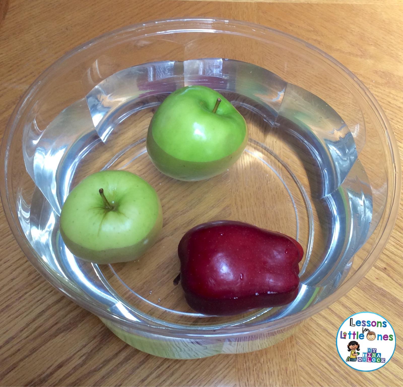 Apple Science Experiments Amp Stem Activities