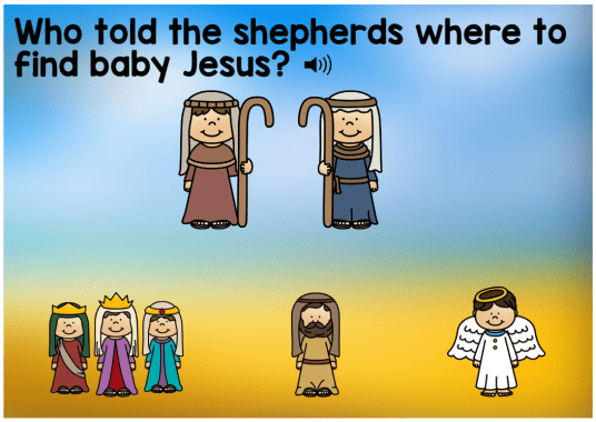 The Nativity Story - birth of Jesus
