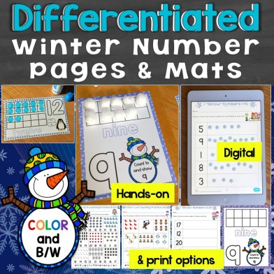 Winter Counting & Numbers