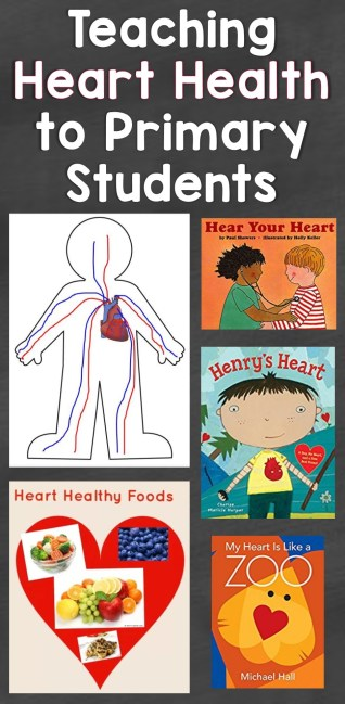Teaching Heart Health to Primary Students