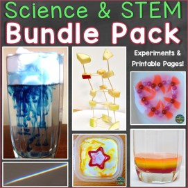 science & STEM bundle pack