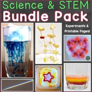 science & STEM bundle