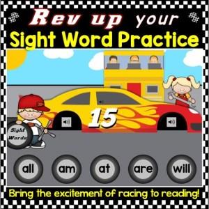 sight word activities & practice digital resources