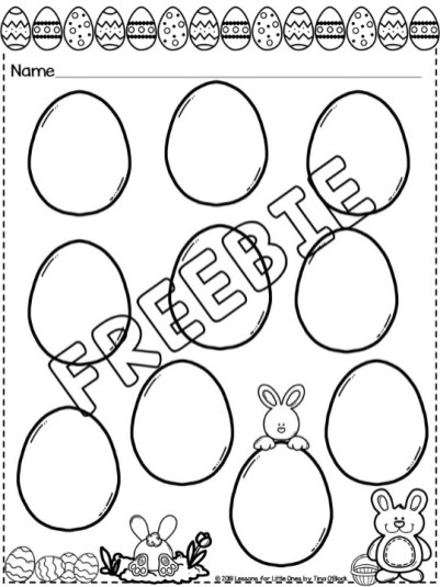 Easter Egg Free Page