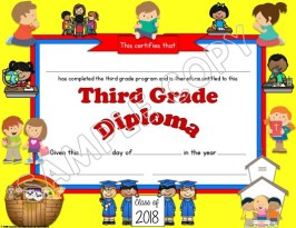 Elementary Diploma religious