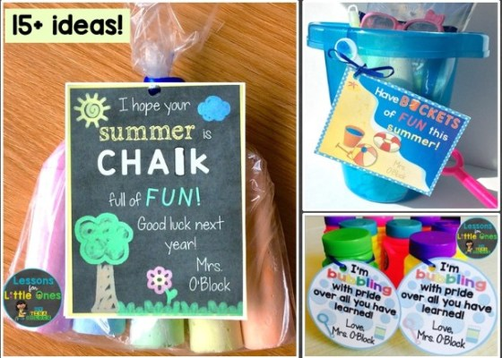 end of the year student gifts ideas