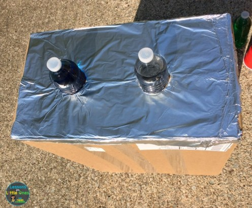 sun light box top