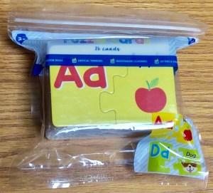alphabet puzzle for letter sounds