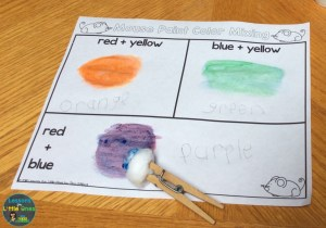 Mouse Paint color mixing page
