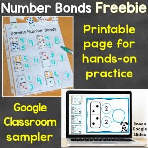 Number Bonds Free