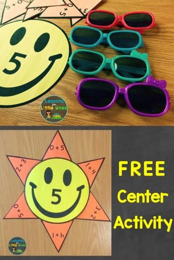 Free Sun Learning Center Activity