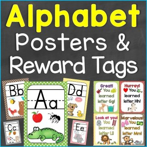 alphabet reward tags alphabet posters