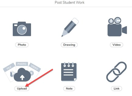 Using PDF Files in the Seesaw App for Distant Learning