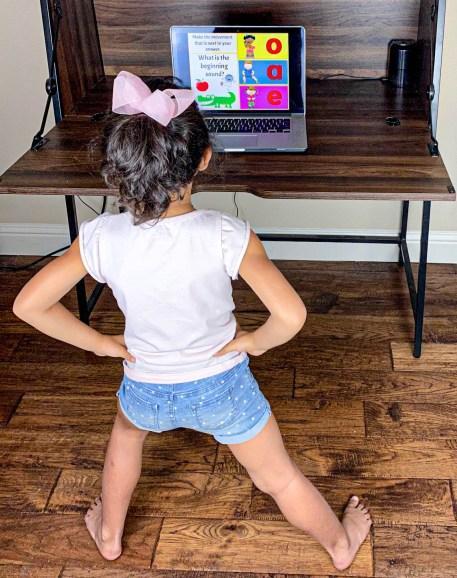 Brain Breaks, Movement learning activity