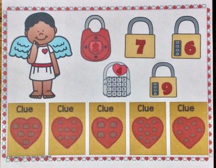 escape room clues