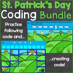 Coding Bundle Digital Boom Cards