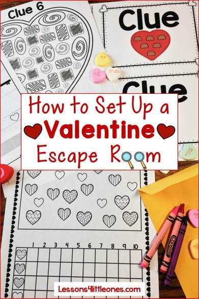 How to Set Up a Valentine's Day Escape Room