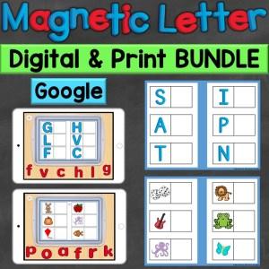 Alphabet Letters Letter Sounds Print Digital Google
