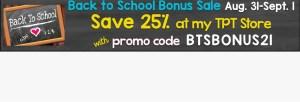 TPT Bonus Sale BTSBONUS21