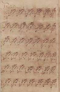 Bach clavier bien tempéré Bach