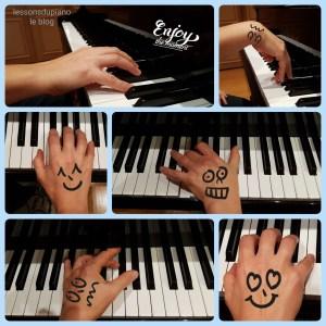 Jouer comme un pianiste !