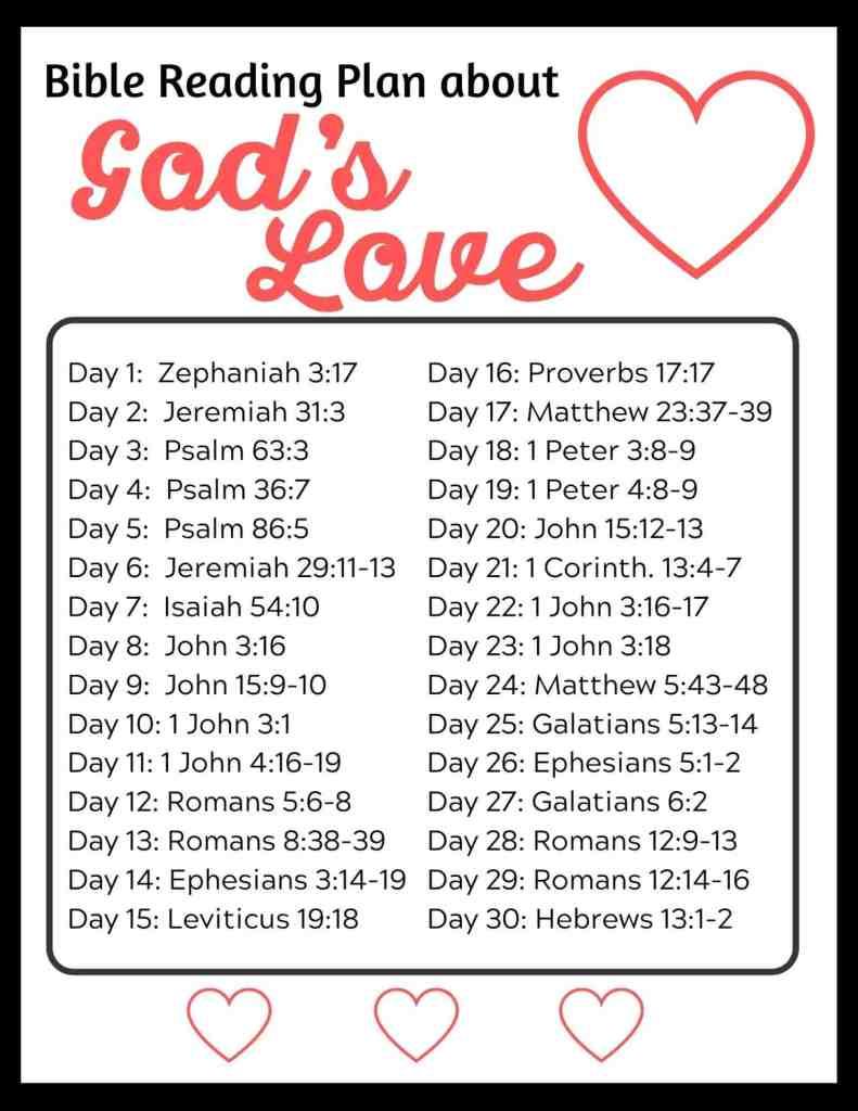inspirational Bible verses for kids