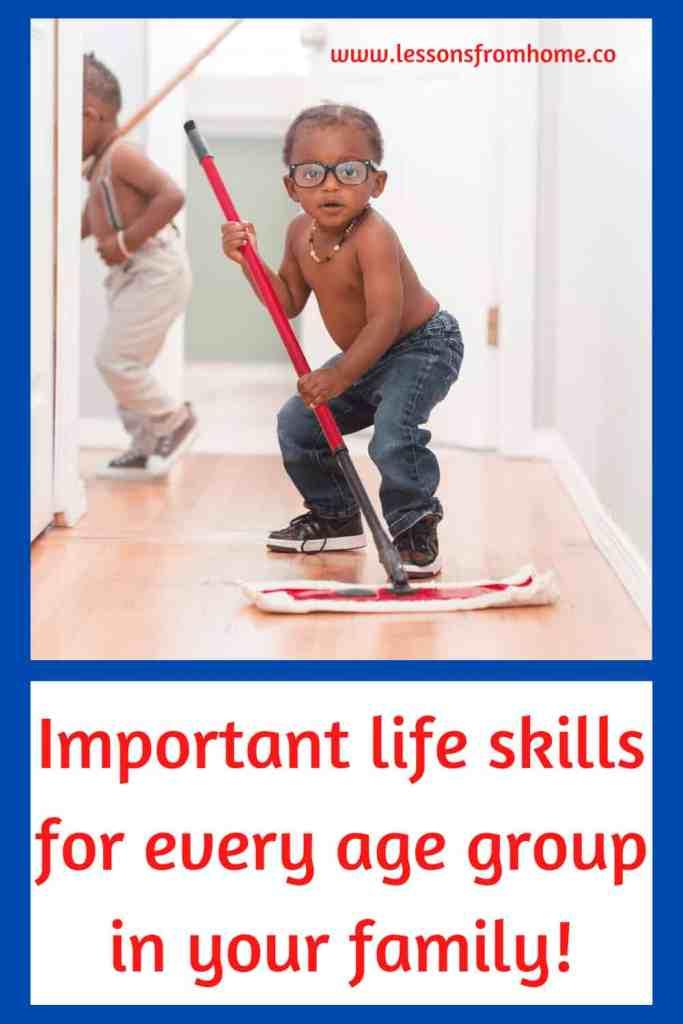 teaching life skills
