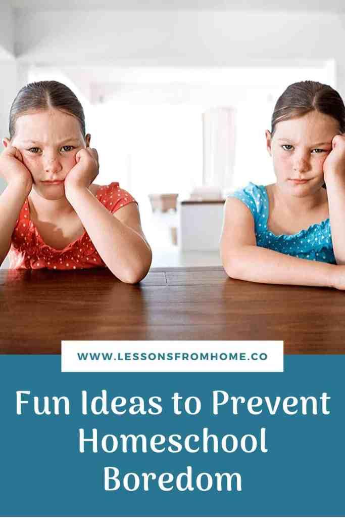 fun homeschool ideas