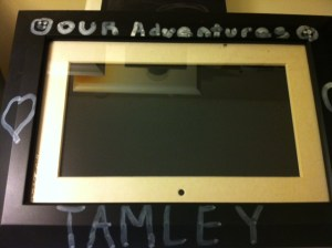 Tamely = team + familyThe memory card is already full of our adventures and I look forward to adding many more!