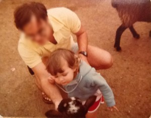 My dad has always had a special touch with animals.