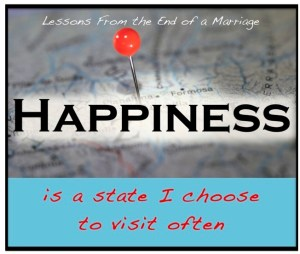 happiness is a state