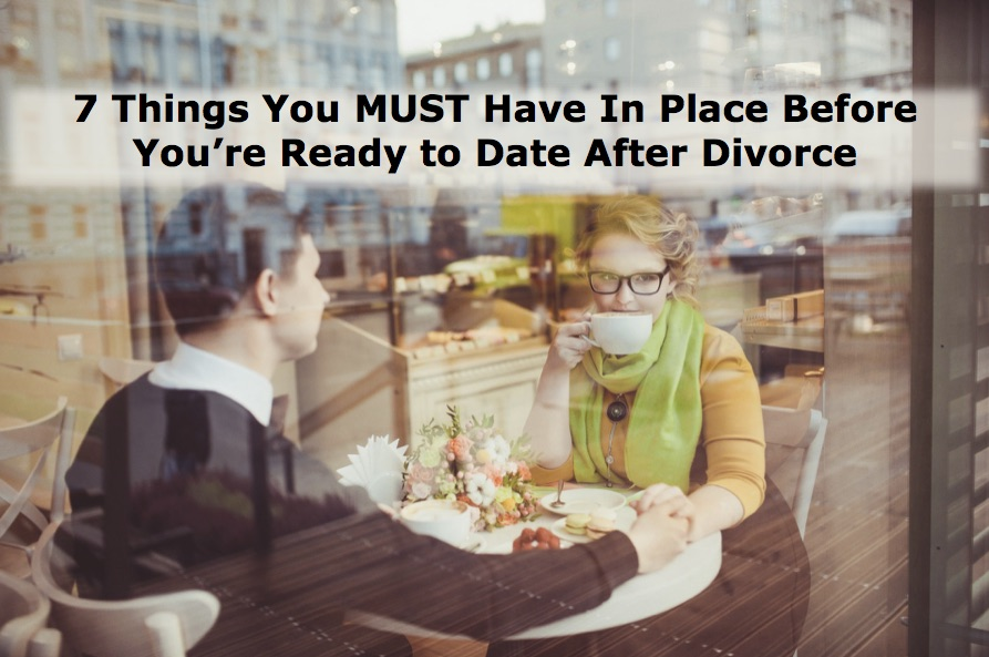 Divorced man not ready for relationship