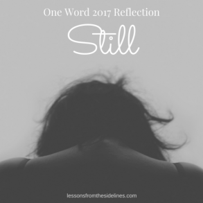 one word 2017 still
