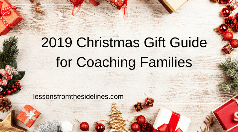 2019 Christmas Gift Guide for Coaching Families