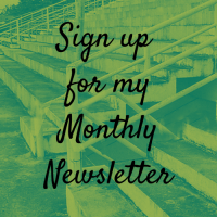 Sign Up for my Monthly Newsletter