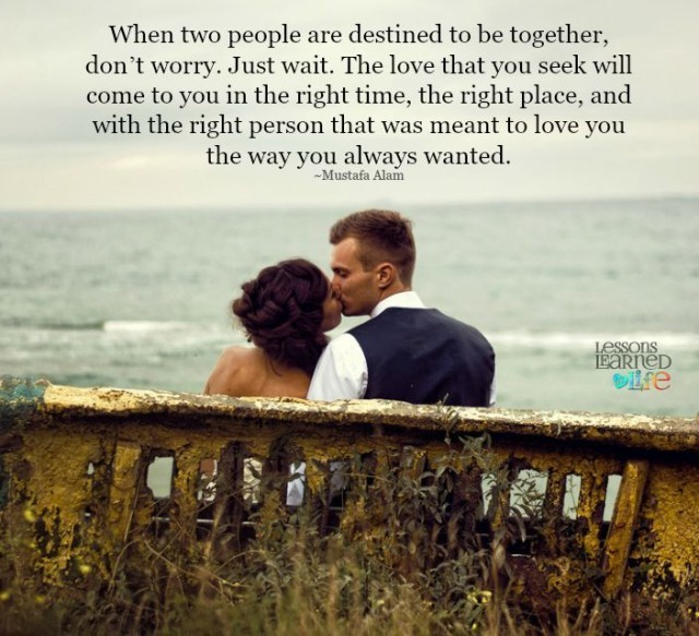 Love Each Other When Two Souls: Lessons Learned In Life