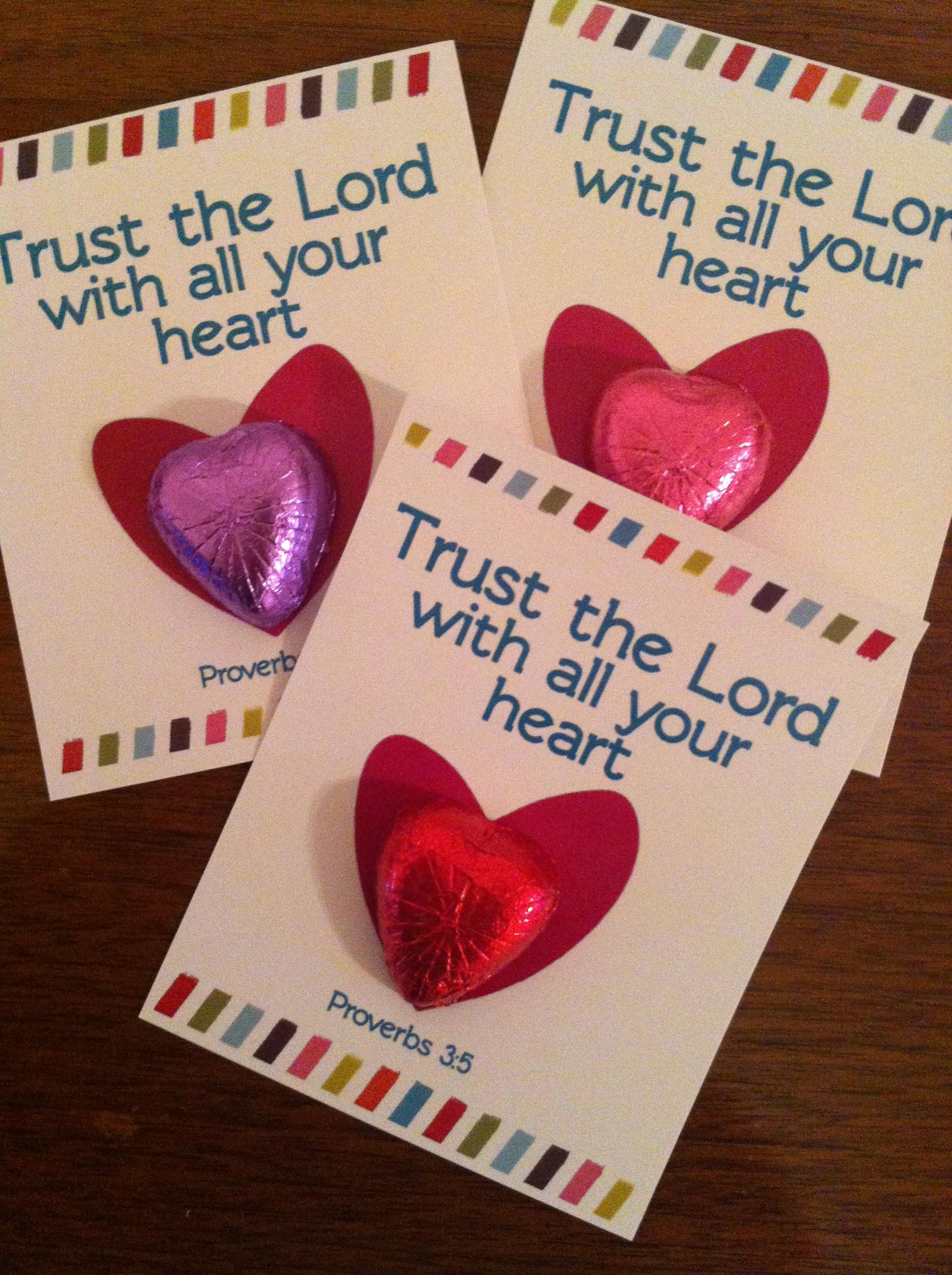 Lessons On Trusting God