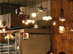 Love this idea for light shades