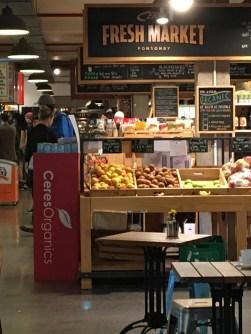 Fresh Organic Veg Store