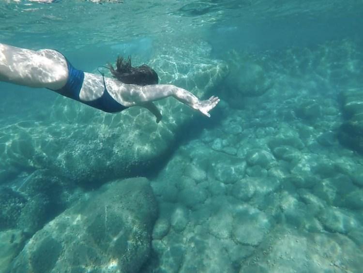 hidden beaches of Italy