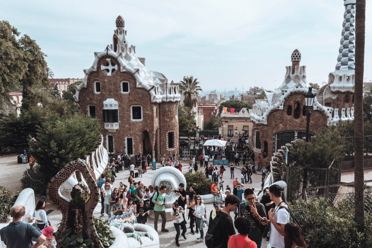 tourist traps in Barcelona