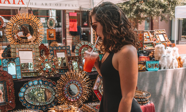 Best Instagramable locations - Eastern Market