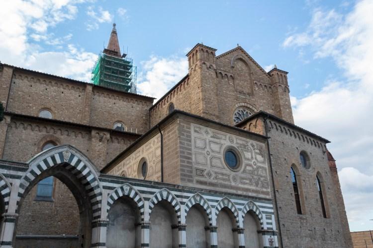 Santa Trinita Church Florence, Italy