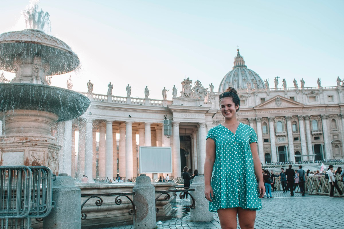 St. Peter's Basilica Italy