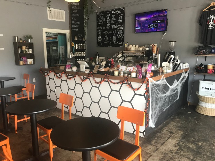 The Blind Tiger Cafe- Best Coffee Shops in Tampa, Floirda
