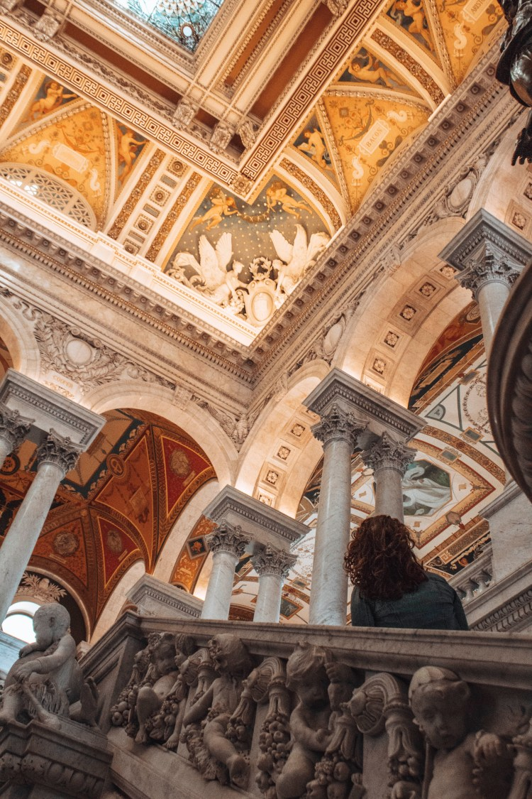 Library of Congress - Guide to Washington D.C.