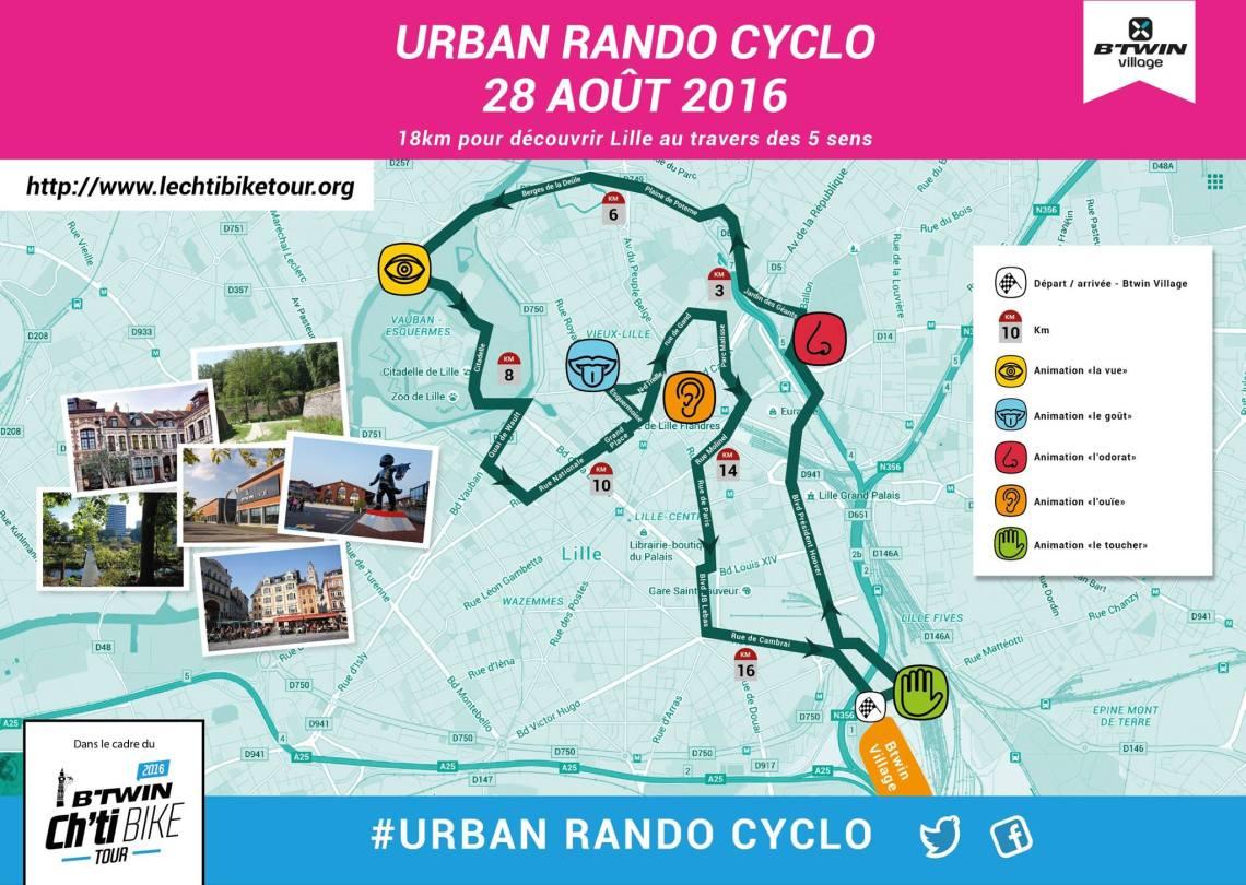 urban rando circuit