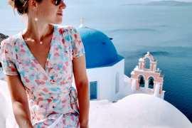 Bons plans bonnes adresses voyage Santorin